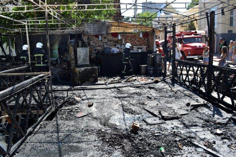 После пожаров в Аркадии начались массовые проверки