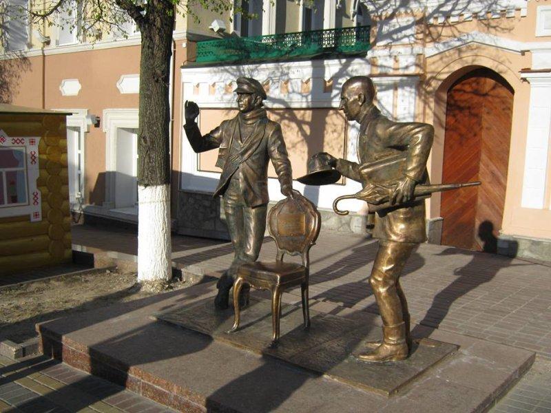 «12 стульев»: как появился на свет легендарный роман?