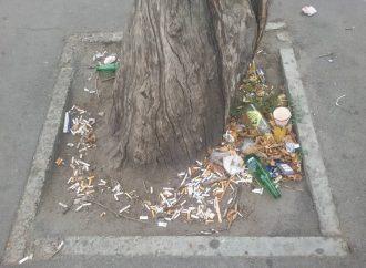 Мусорное безумие в Одессе: как город превращают в помойку (ФОТО)