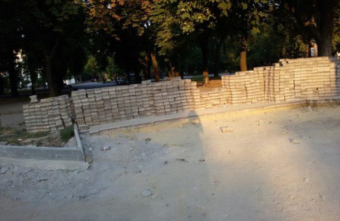 Последний день Януковича в Одессе (ФОТО, ВИДЕО)