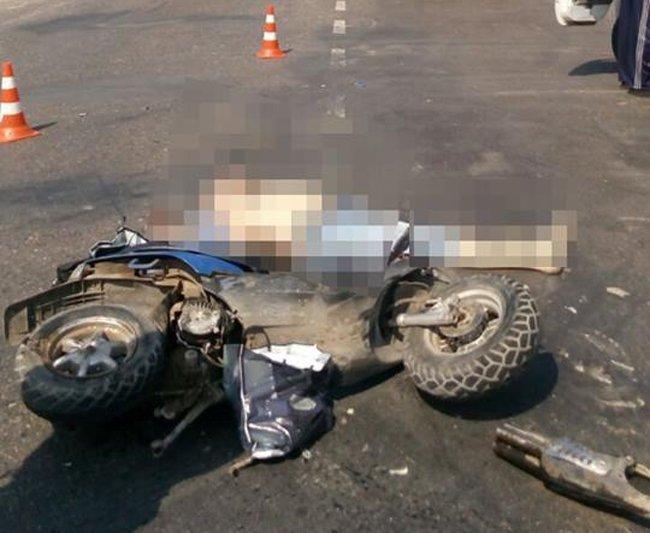 Смерть на дороге: в Одессе произошло трагическое ДТП (ФОТО)