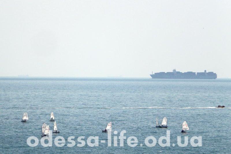 У берегов Одессы, Затоки и Черноморска пройдет яхтенная регата на Кубок Черного моря
