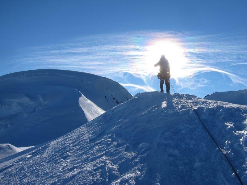 Одессит погиб, покоряя одну из высочайших вершин мира