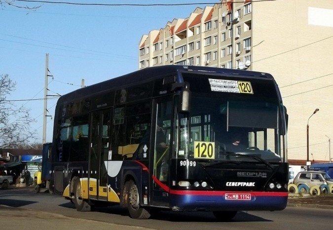 Низкопольные автобусы для инвалидов: расписание движения спецтранспорта в Одессе