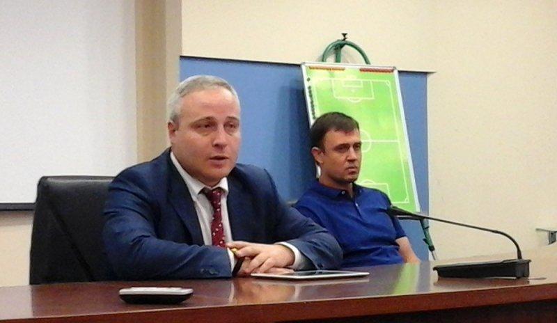 В Одесском «Черноморце» новый тренер