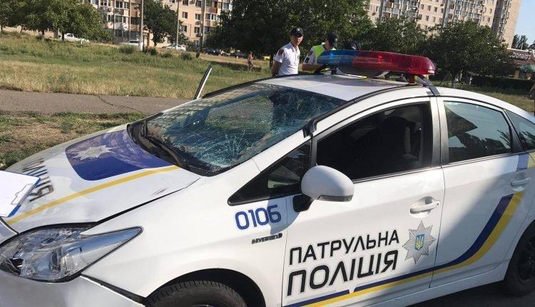Трагический исход ДТП с полицейскими: пострадавший умер