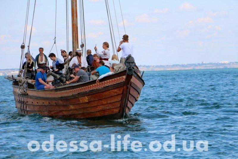Главные кубки Черного моря у яхт Одесского порта