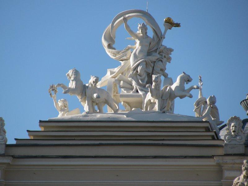Каменный зверинец в архитектуре Одессы