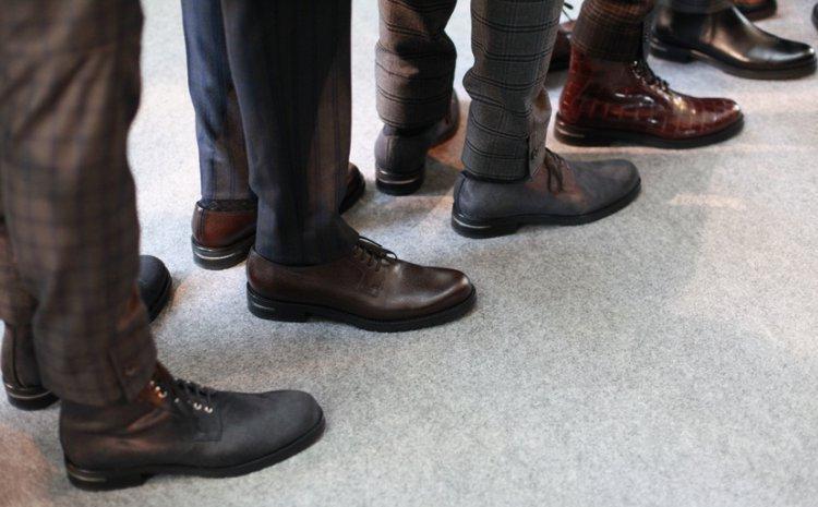 Как правильно выбрать мужские ботинки