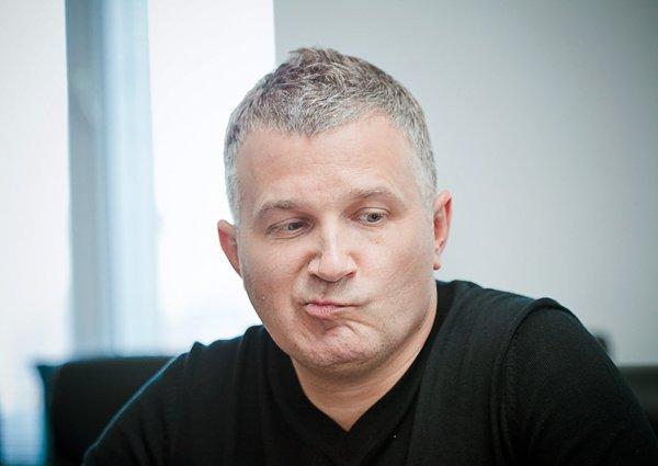 Юрий Горбунов мечтает создать шоу «божевiльних пенсiонерiв»