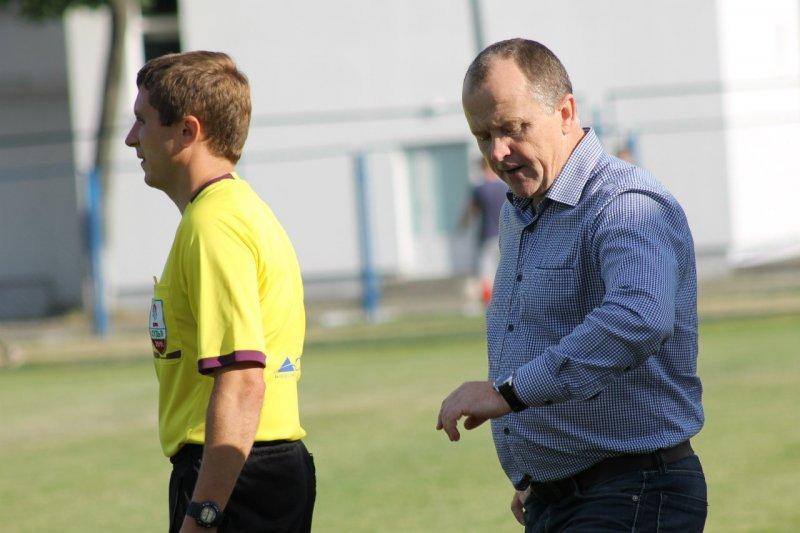 Принять «Черноморец» готовится еще один тренер