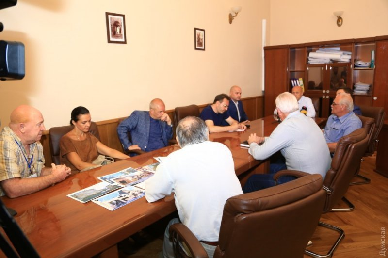 Застройка дома-стены в Одессе: финал скандальной истории (ФОТО; ВИДЕО)