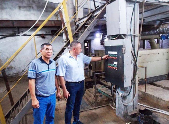 Завод по выпуску натуральных продуктов запущен на Одесчине (ФОТО)