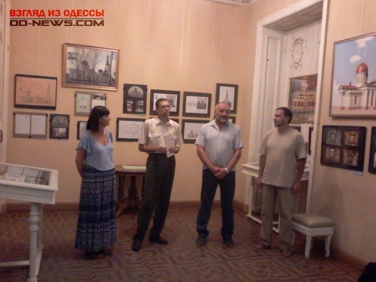 Спасо-Преображенская выставка открылась в Одессе (ФОТО)