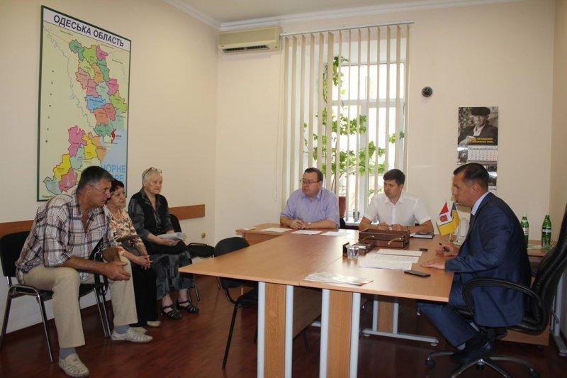 На что одесситы жалуются начальнику Одесской полиции (ФОТО)