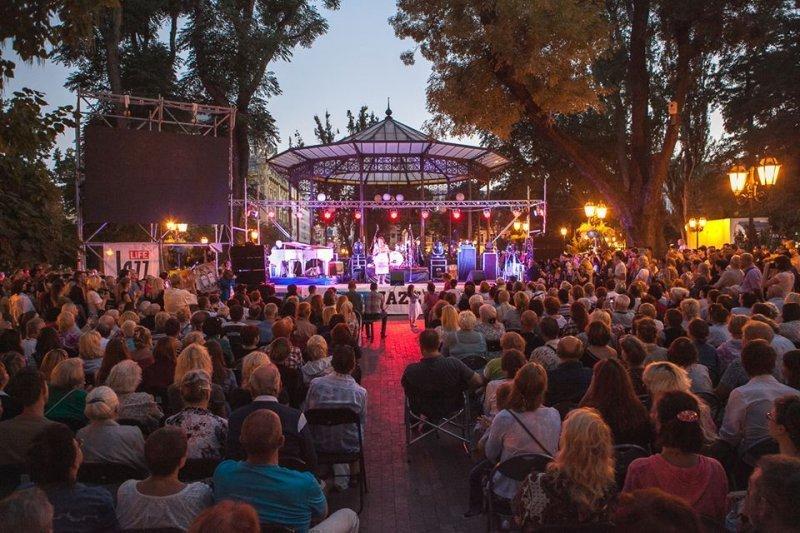 Одесса, Клайпеда и Валенсия — «Три моря, три города, одна любовь к джазу»