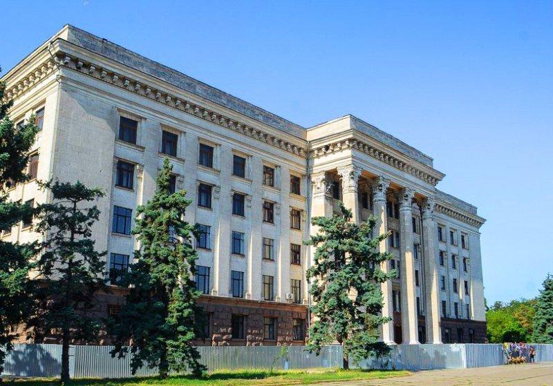 Дом профсоюзов: ремонт здания близится к финалу (ФОТО)