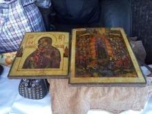 Одесские таможенники с божьей помощью пресекли контрабанду икон (ФОТО)