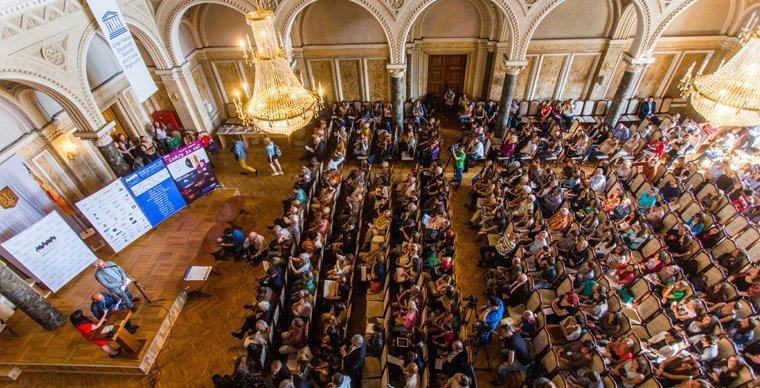 На Литературном фестивале говорят об архитектурном будущем Одессы