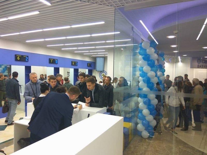 Загранпаспорт в Одессе: открылся новый центр обслуживания (ФОТО)
