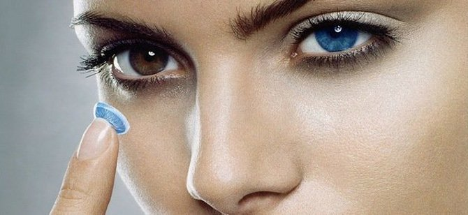 Что нужно знать о контактных линзах?