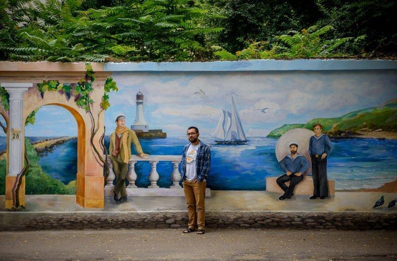 Стрит-арт: от хулиганства до искусства (ФОТО)