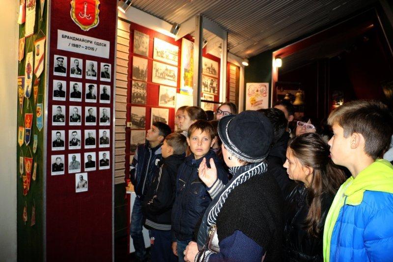 Выжить научат в музее гражданской защиты