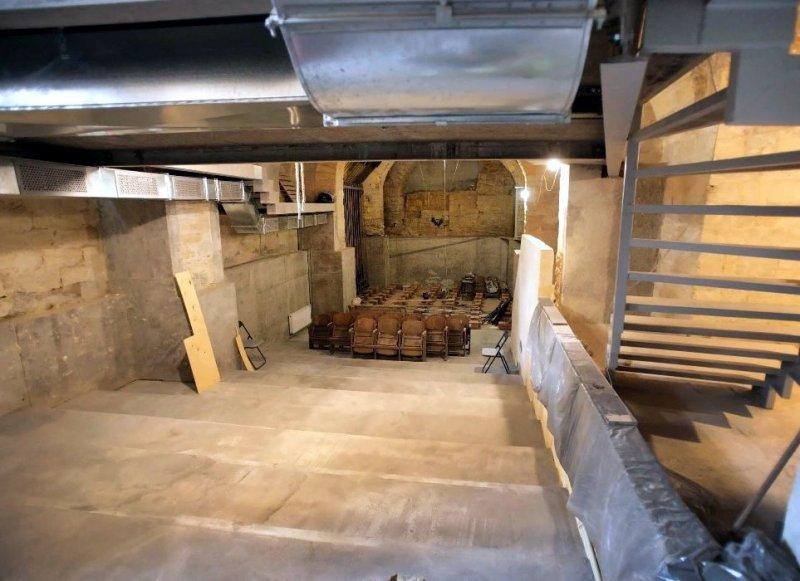 Новый театр в одесском подземелье (ФОТО)