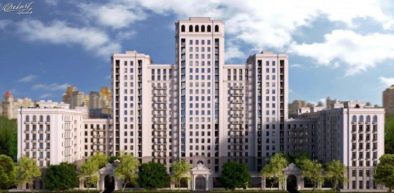 Где в Одессе построят небоскребы?