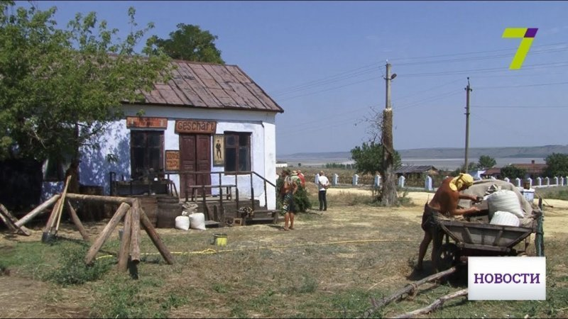 В Одессе снимают фильм о революции
