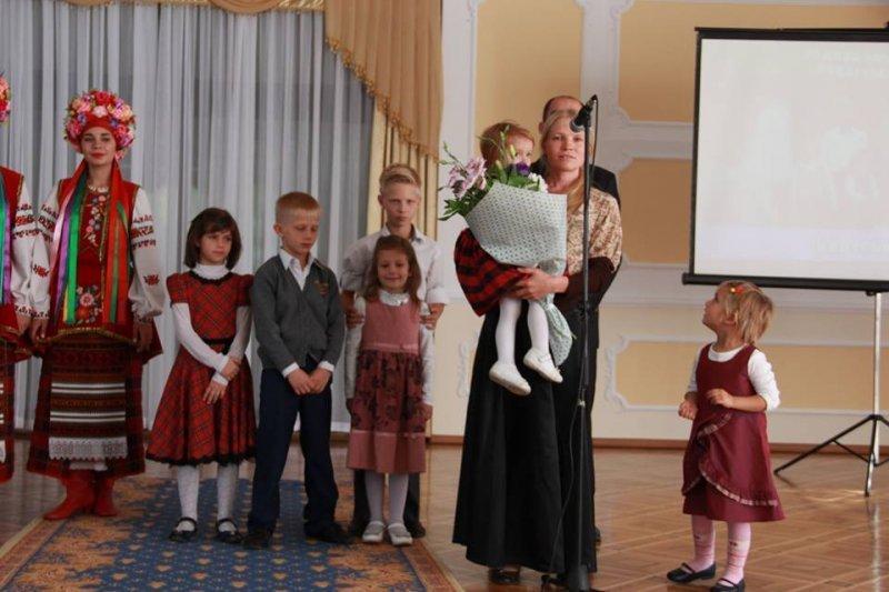В Одессе отметили наградами многодетные семьи