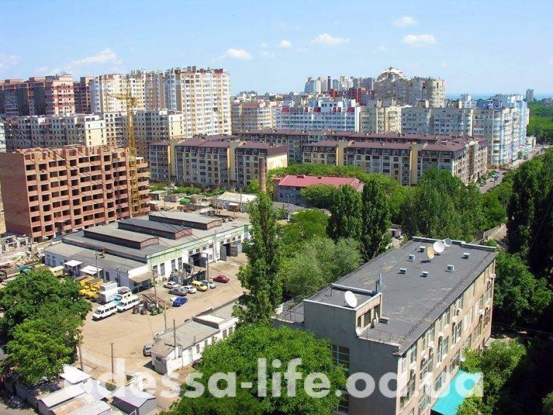 Новострои вокруг Одессы могут угрожать инфраструктуре города