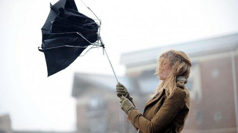 Одесса готовится встречать непогоду