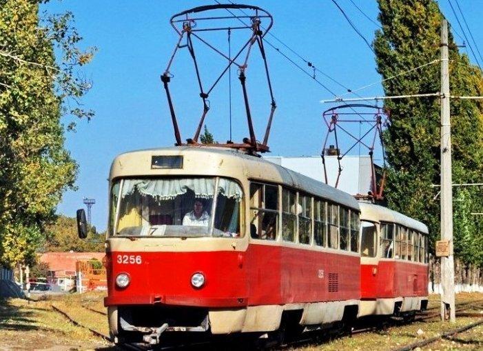 Трамваи с посёлка Котовского начинают движение: маршруты обновлены