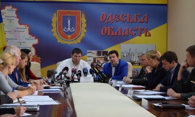 В Одессе бороться с коррупцией планируют с помощью общественного контроля