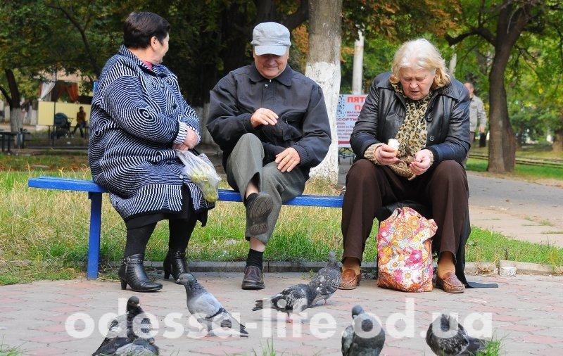 Пенсии начнут повышать с 11 октября