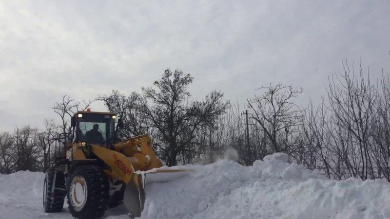Одесская область готовится к снегопадам