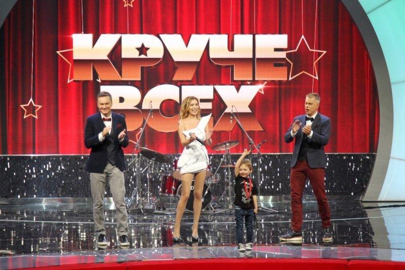 Алена Винницкая нашла себе нового барабанщика на шоу «Круче всех»