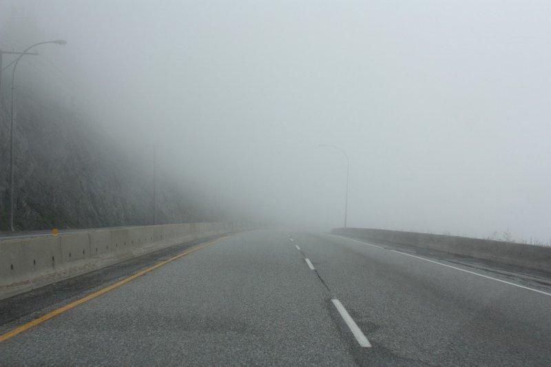 В Одессе обещают дождь и туман