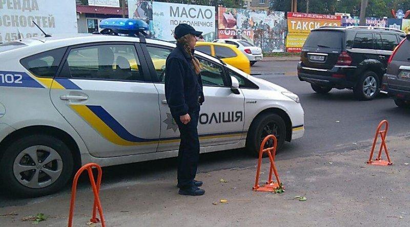 Одесская мэрия продолжает бороться с незаконной парковкой