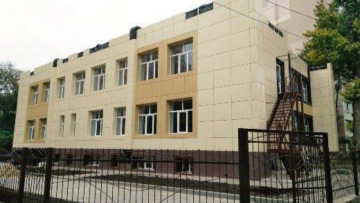 В Приморском раойне скоро откроется отремонтированный детский сад