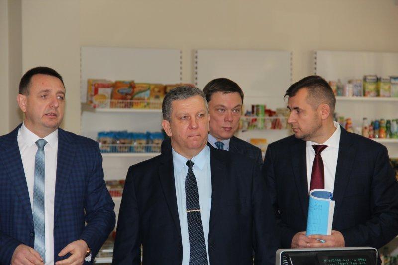Что увидел в Одессе министр соцполитики?
