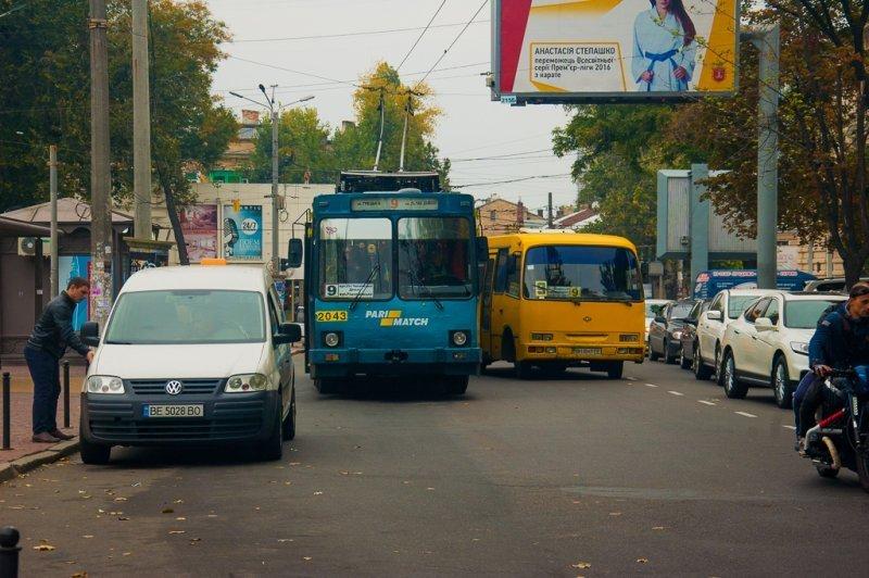 В Одессе сократят некоторые автобусные маршруты