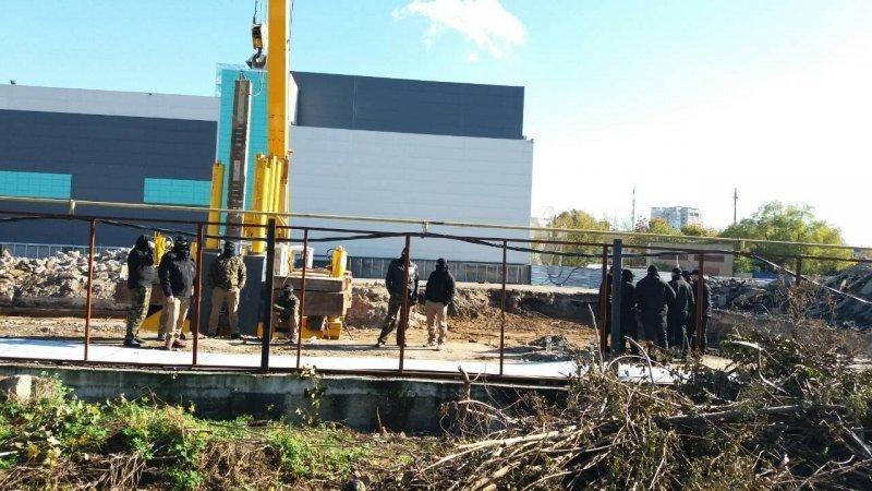 Боевые хроники. Что происходило за зданием одесского Сити-центра? (ФОТО, ВИДЕО)