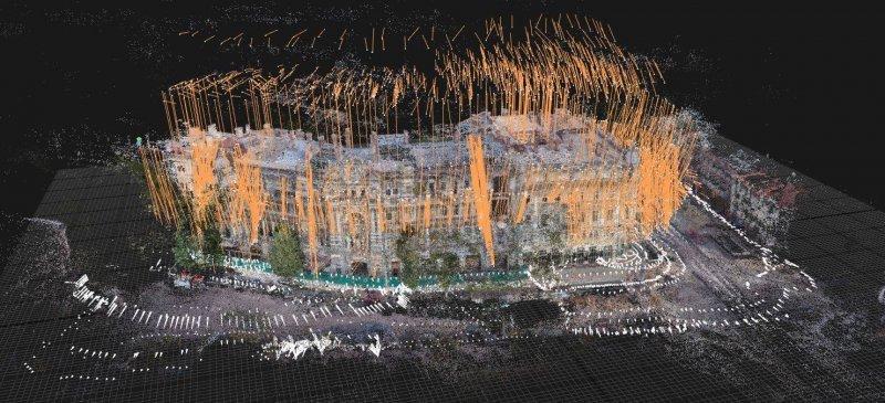 Дом Русова останется в 3D модели (ФОТО)