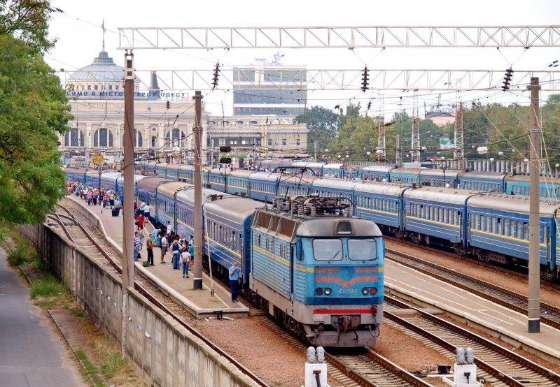 В Одессу приходят новые поезда