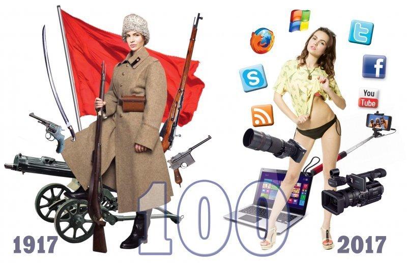 Революция революций: за что боролись 100 лет назад, и к чему пришли сегодня?