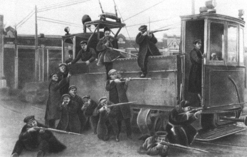 100 лет назад. В Одессе октябрьский переворот не поддержали