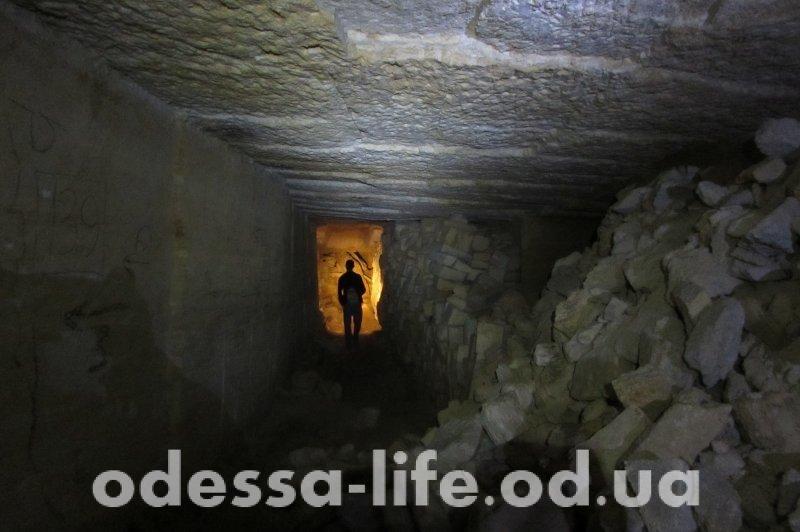 Подземные лабиринты Одессы. Экскурсия с диггерами