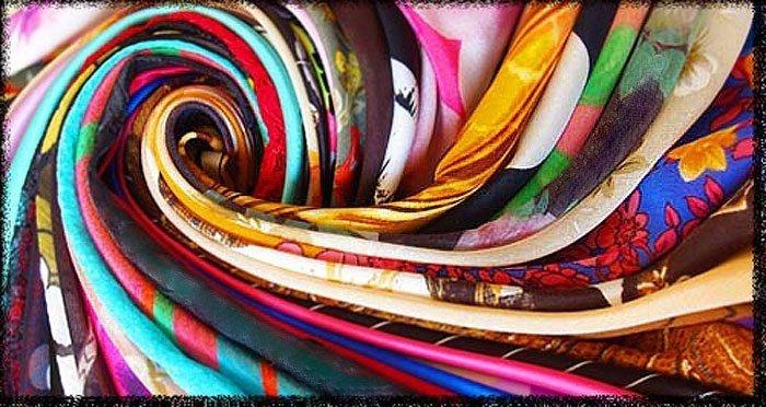 Самые популярные ткани для пошива одежды в текущем сезоне